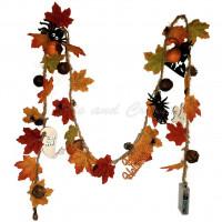 Halloween garland - aac0299